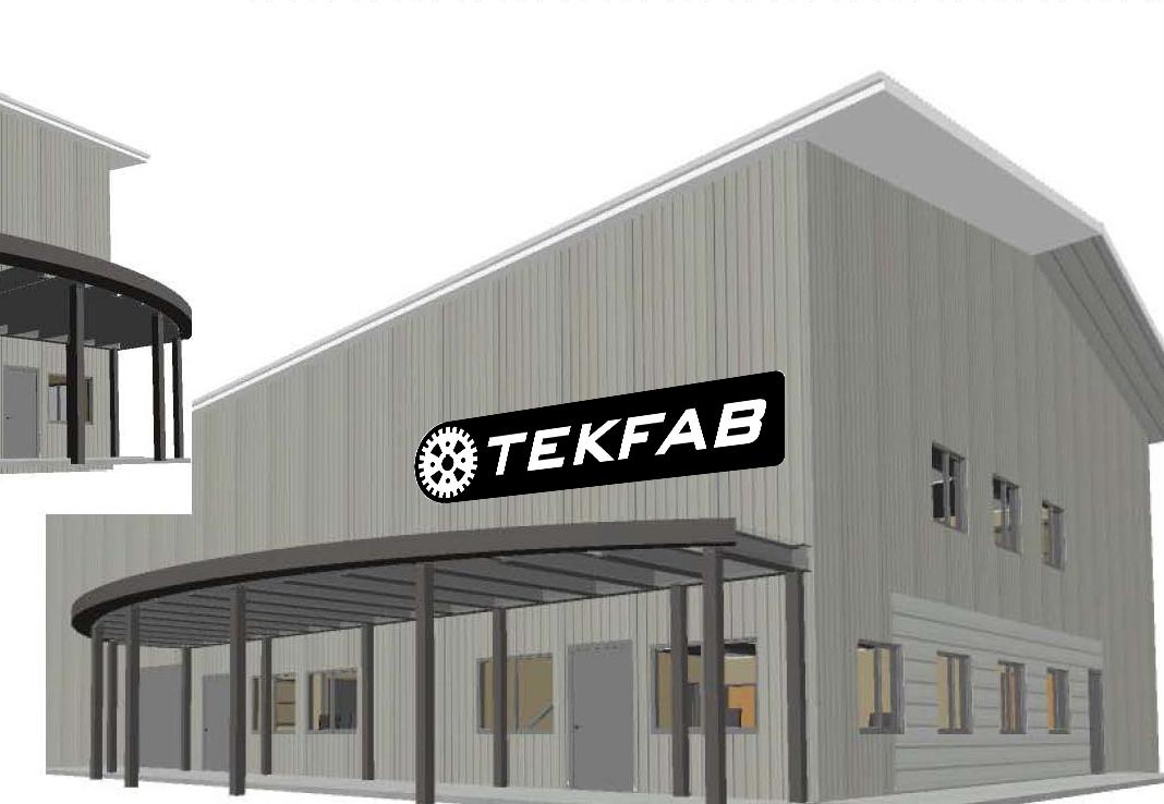 TEKFAB HQ Expansion