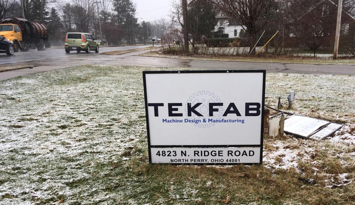 Tekfab North Perry