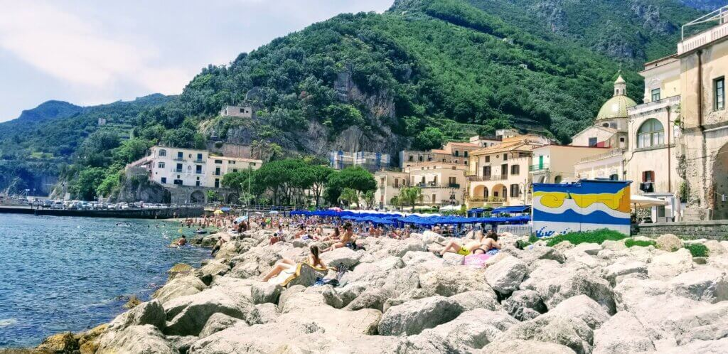 Cetara is a little gem on the list of things to see on the Amalfi Coast