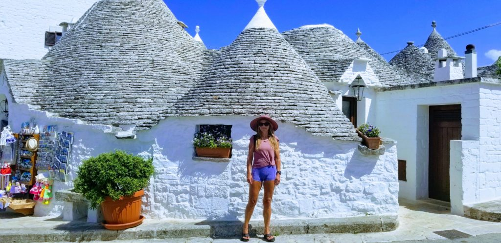 Alberobello is a great stop on the itinerary of things to see and do in Apulia