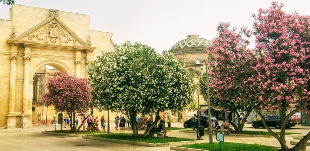 Lecce's beautiful architecture is a must see and do place in Apulia