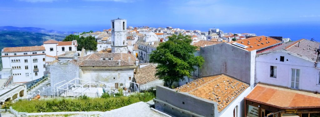 Monte Sant Angelo one of the things to see and do in Apulia