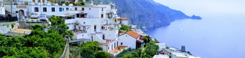 Praiano is my second best place to see on the Amalfi Coast
