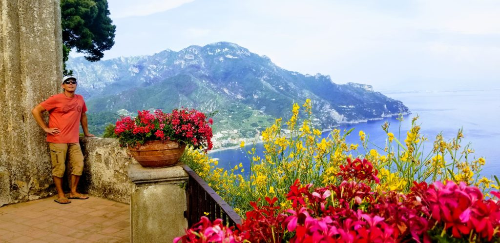 Ravello is the best place to see on the Amalfi Coast