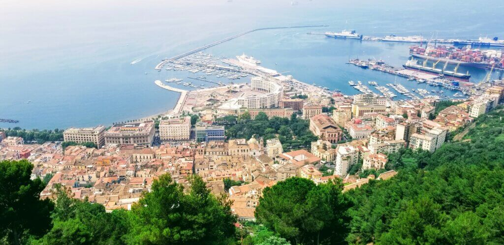 Salerno is the gateway to all the things to see on the Amalfi Coast
