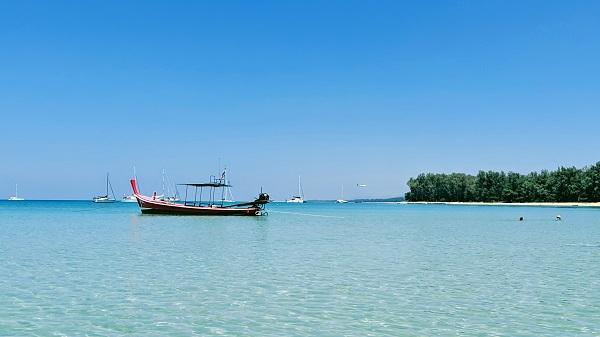 My favorite Beach in Phuket