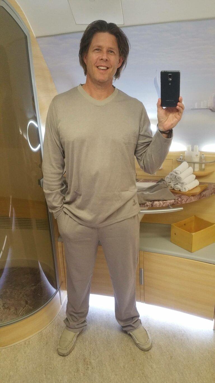 Pajamas Emirates First
