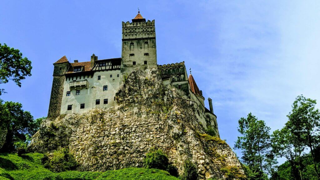 Bran Castle is a must for a perfect 3 day visit to Brasov