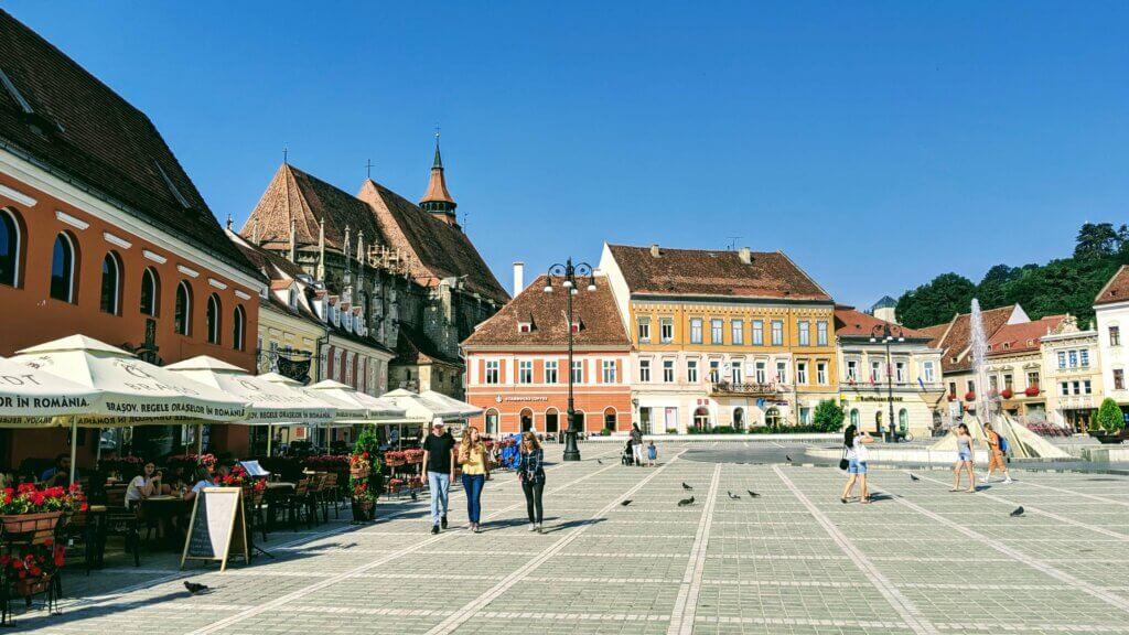 Brasov - Council Square