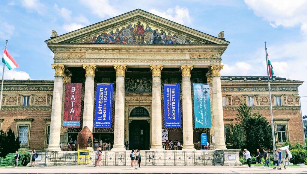 Kunsthalle - Museum of Fine Arts