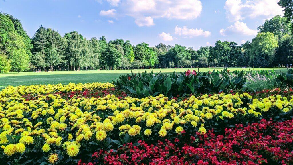 Margaret Islands colorful gardens