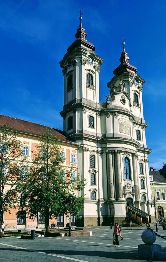 The Basilica in Eger