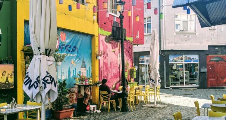 Kapana and it's Street Art makes Plovdiv a must visit place on any Bulgarian Itinerary