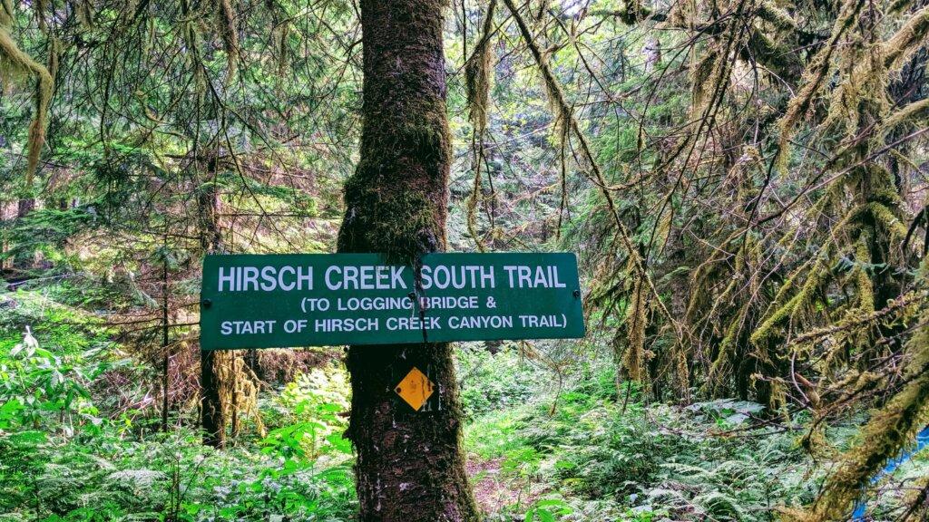 Hirsch Creek Hiking Trail
