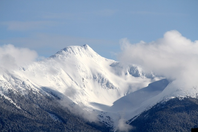Mount Elizabeth is an advanced Hiking option in Kitimat