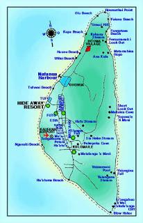 Map of Eua