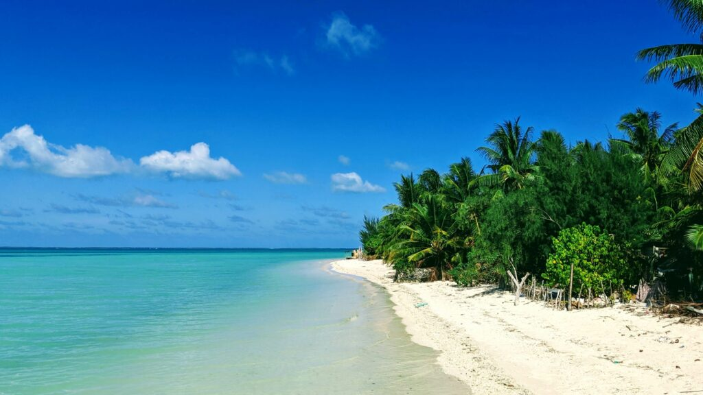Abaiang beaches make Kiribati a Beach Lovers Paradise