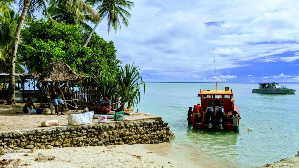 Abaiang Ferry