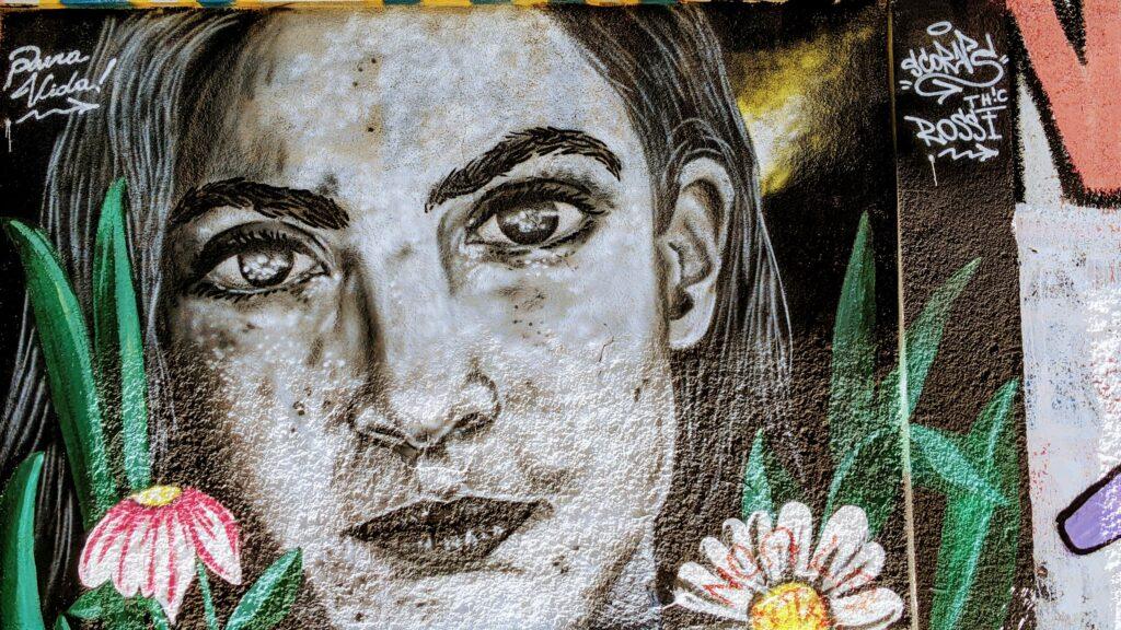 Pura Vida Street Art Montevideo