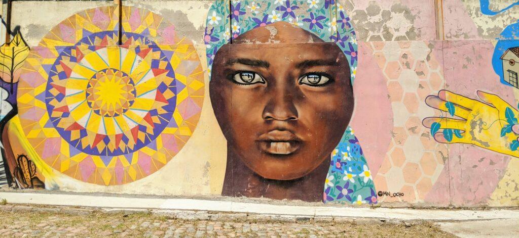 Montevideo Street Art Barrio Sur