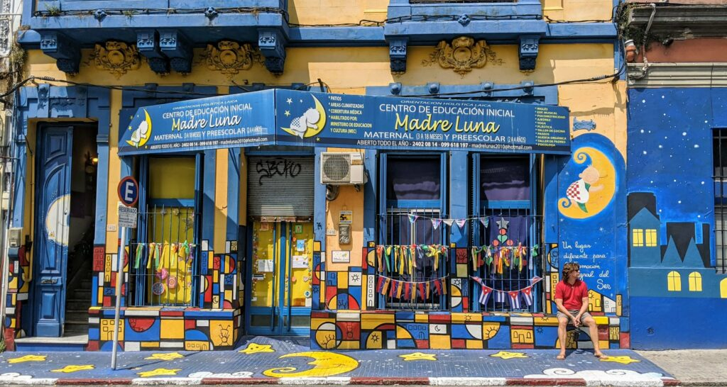 Montevideo Street Art Preschool