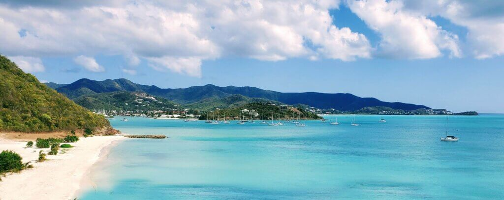 Pearns Bay Beach is one of the best beaches in Antigua