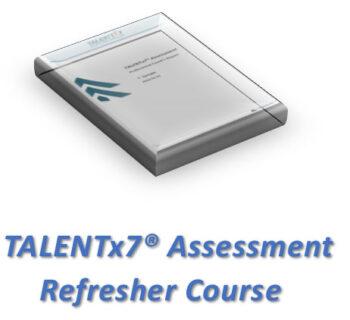 Talentx7 Assessment Refresher Course