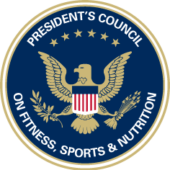 Presidential Council on Fitness logo