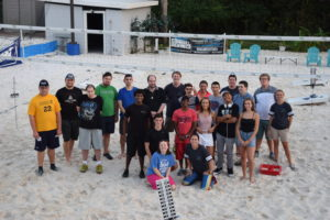 Sand Volleyball Meetup group