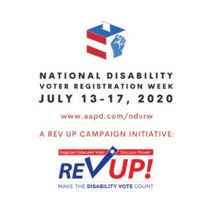 National Disability Awareness Week Logo