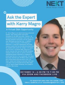 Ask the Expert Kerry Magro