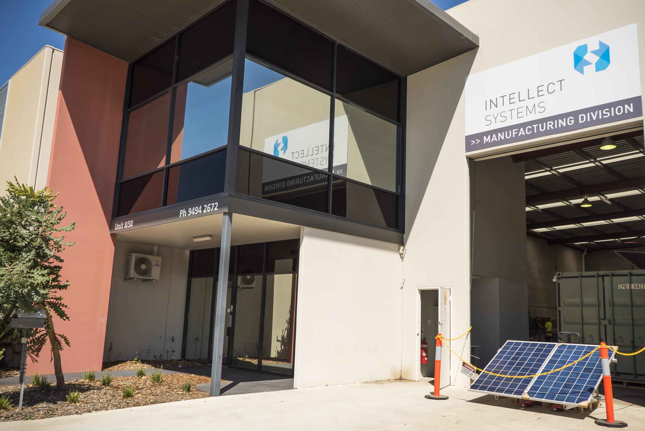 Intellect Systems Manufacturing Plant in Bibra Lake