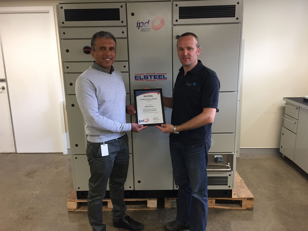 Intellect Systems Attains IPD TECHNO Modular Switchboard System Accreditation