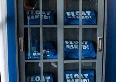 Float Naked! Shirts
