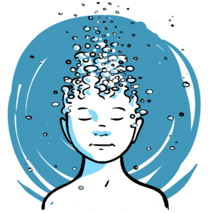 Floating Dissolves Stress