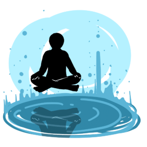 Floating and Mindfulness