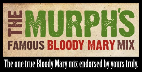The Murph's Famous Bloody Mary Mix