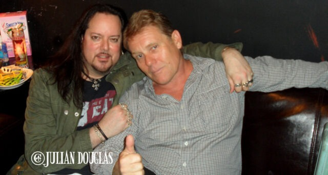 A good friend, Dave Wakeling of The English Beat, who played many shows at BriXton 5/21/11.