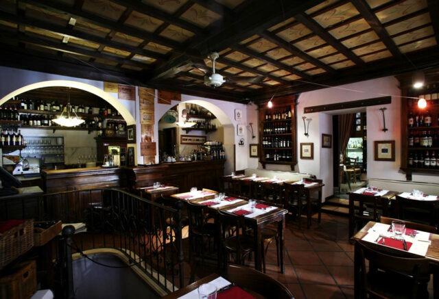 Il Chianti's main dining room (photo courtesy of Il Chianti).