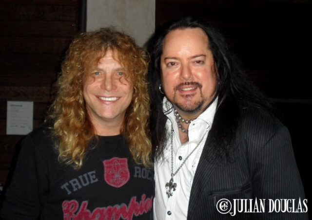 Such a great sould, long, long time bud, Steven Adler of Guns 'N Roses, January 22nd, 2015.