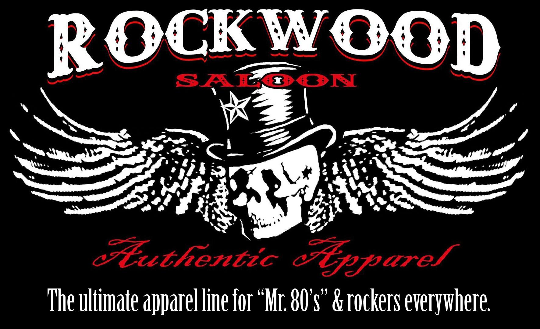 Rockwood Saloon Authentic Apparel