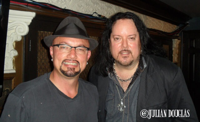 One of the all-time greatest voices of the 80's, Geoff Tate of Queensryche, and wine aficionado, July 2014.