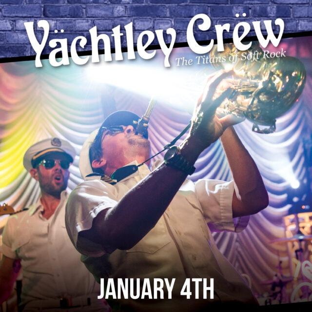 YACHTLEY CREW - The Titans of Soft Rock return to the South Bay @ SAINT ROCKE
