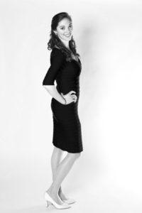 Alexandra Plattos Sulack soprano pink dress