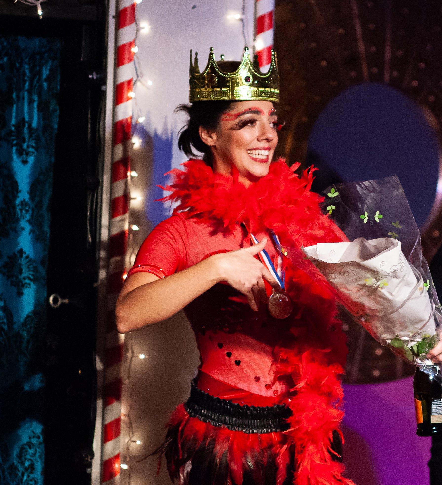 Opera on Tap Diva Off chicago alexandra plattos sulack