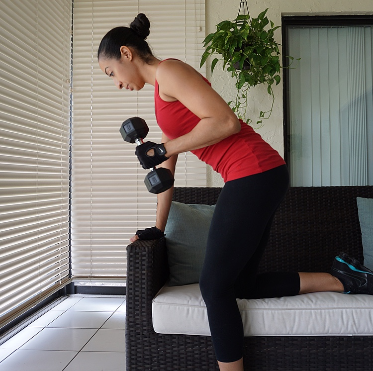 At Home Triceps And Biceps Workout