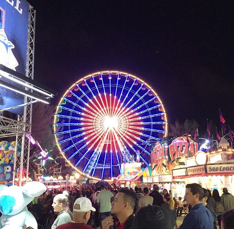 Largest Traveling Ferris Wheel
