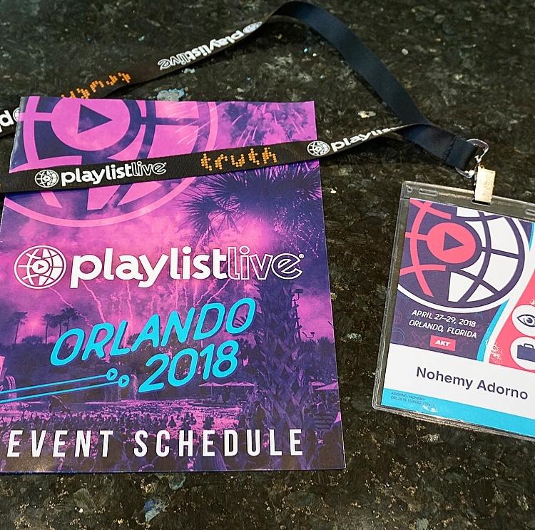 Playlist Live: The Ultimate Creator Event