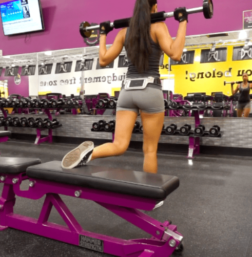 The Best Glute Workout