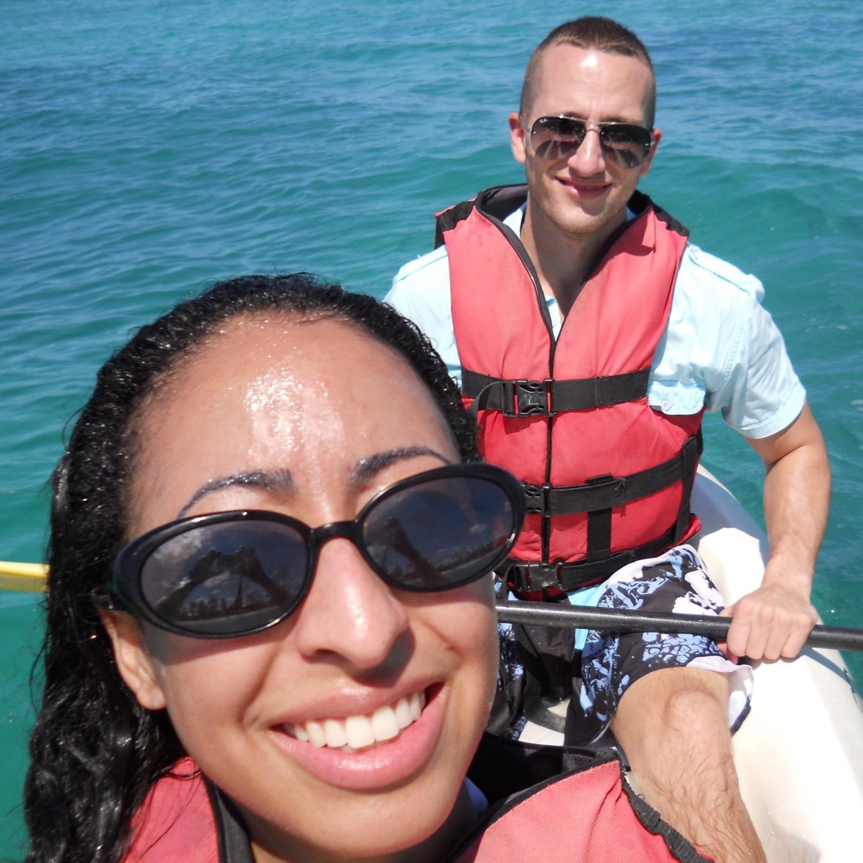 Kayaking In Punta Cana